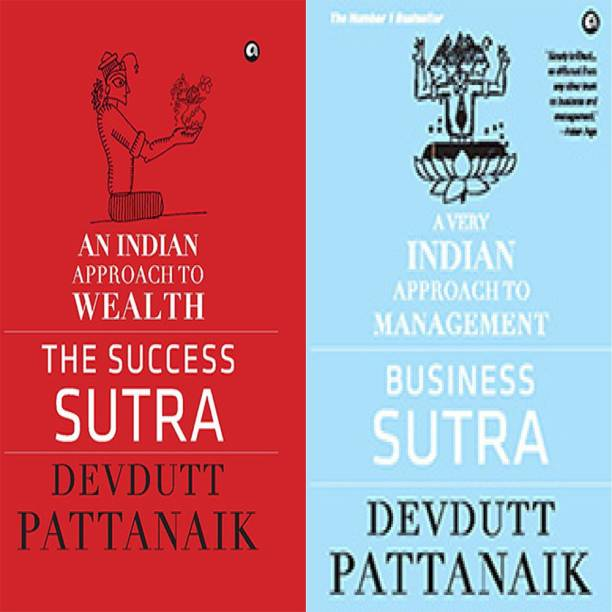 Business Sutra: A Very Indian Approach To Management + The Success Sutra: An Indian Approach To Wealth (Set Of 2 Books)