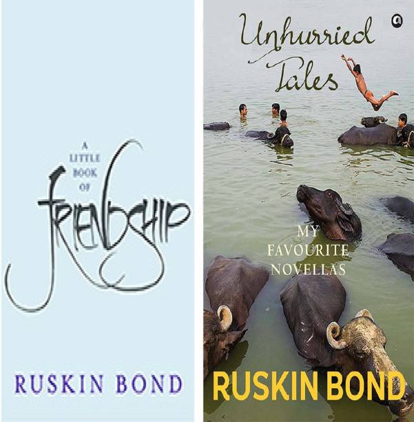 Unhurried Tales: My Favourite Novellas + A Little Book Of Friendship (Set Of 2 Books)