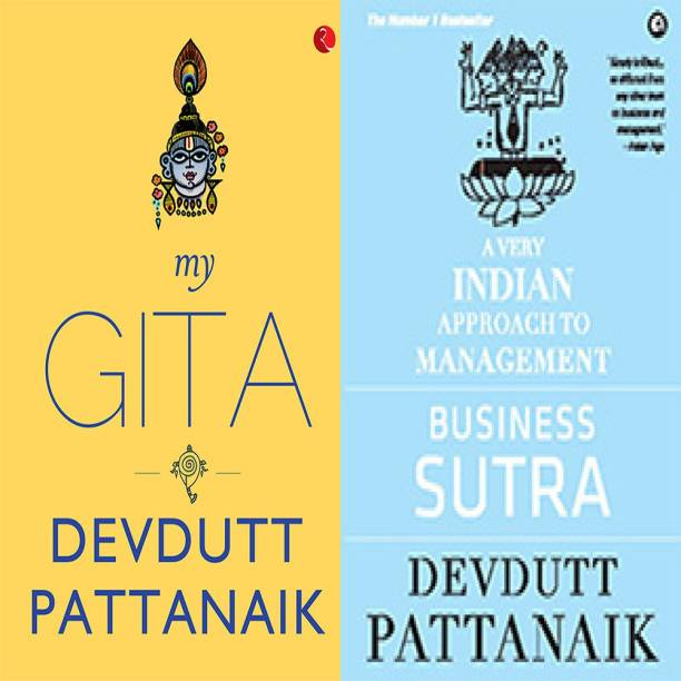 Business Sutra: A Very Indian Approach To Management + My Gita (Set Of 2 Books)