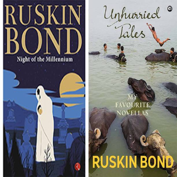 Unhurried Tales: My Favourite Novellas + Night Of The Millennium (Set Of 2 Books)