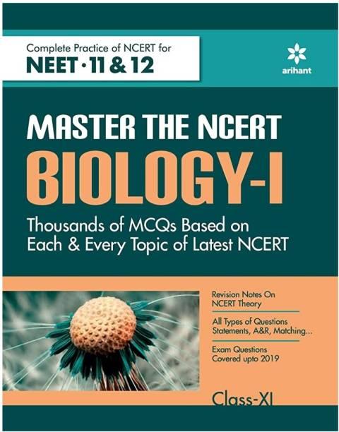 Master The NCERT For NEET 11 & 12 Biology - Vol.1 2021