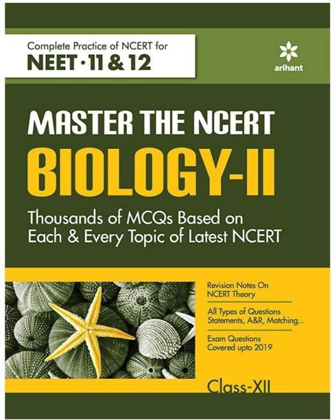 Master The NCERT For NEET Biology - Vol.2 2021