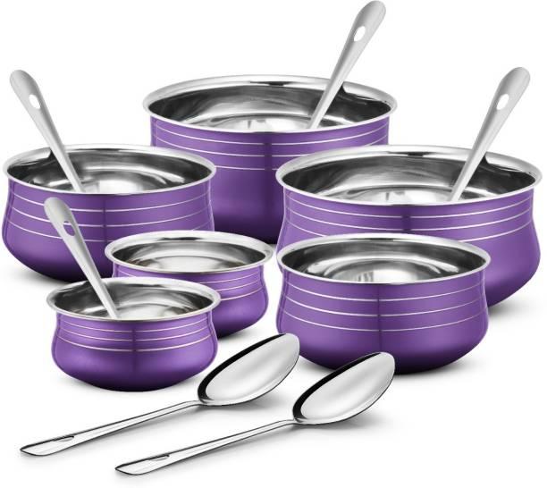 Urban Chef Bowl, Spoon Serving Set