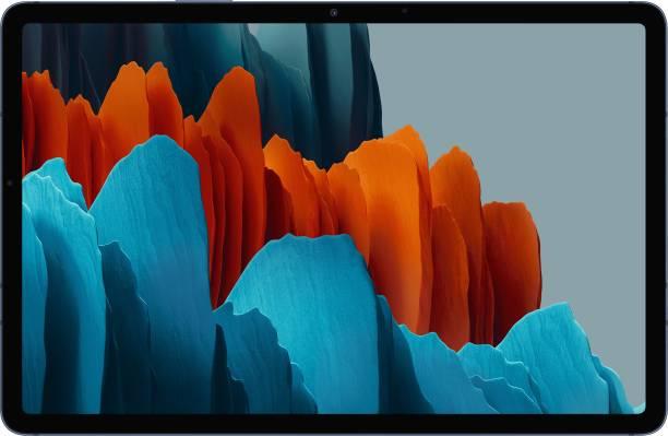 SAMSUNG Galaxy Tab S7 (LTE) 6 GB RAM 128 GB ROM 11 inch with Wi-Fi+4G Tablet (Mystic Navy)