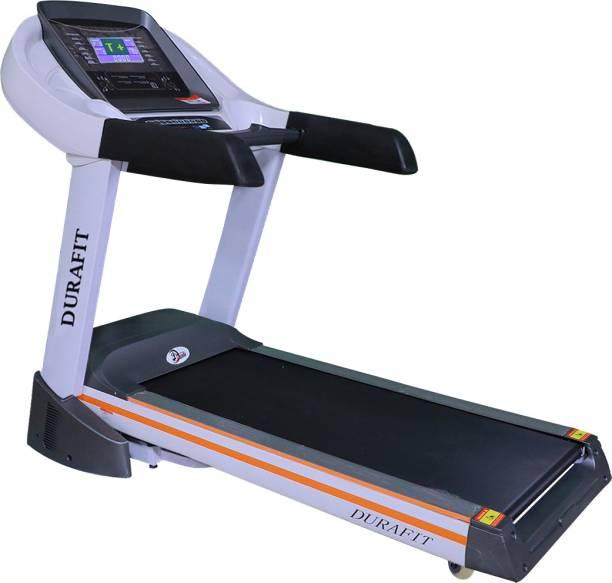 Durafit Ranger 3.5 HP (Peak 7.0 HP) DC Motorized Treadmill