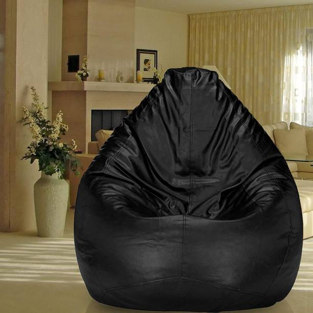 SHIRA 24 XXXL (Filled ) Teardrop Bean Bag  With Bean Filling