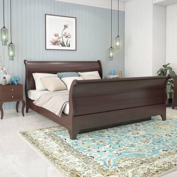 Durian Reagan King Engineered Wood King Hydraulic Bed