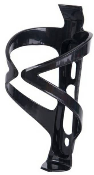 FASTPED Con Bicycle Water Bottle Cage Holder Carrier Bracket Stand for Cycle (BLACK) Bicycle Bottle Holder