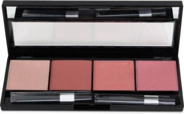 ZLENT By Chubs Ceremonial Blush Palette