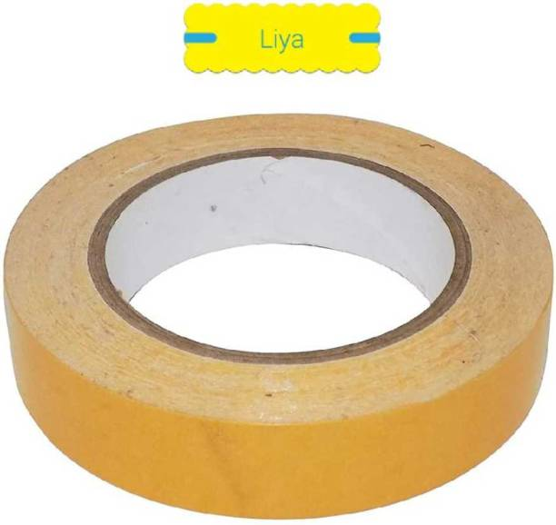 liya Hair Yellow Tape / Double Sided Yellow Tape / Hair Patch Tape / Hair System Tape / Summer Season Tape / Very Thin Tape / Very Strong Adhesive Excellent Grip / | hair wig yellow tape | (Manual)