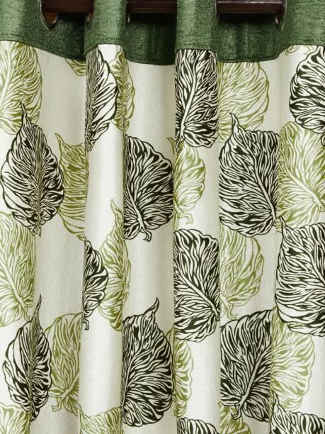Cortina 210 cm (7 ft) Polyester Door Curtain Single Curtain