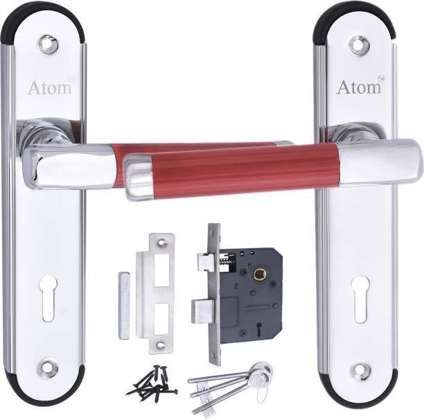 ATOM Iron, Stainless Steel, Brass Glossy Handlesets