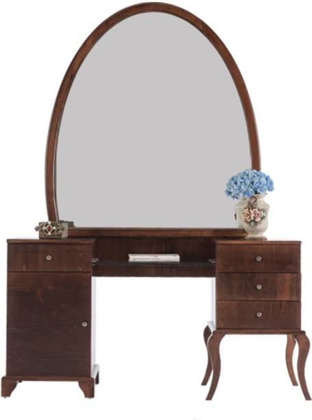 Durian Reagan Solid Wood Dressing Table