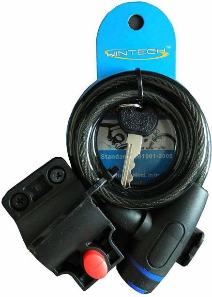 Hauck Plastic, Steel Key Lock For Helmet