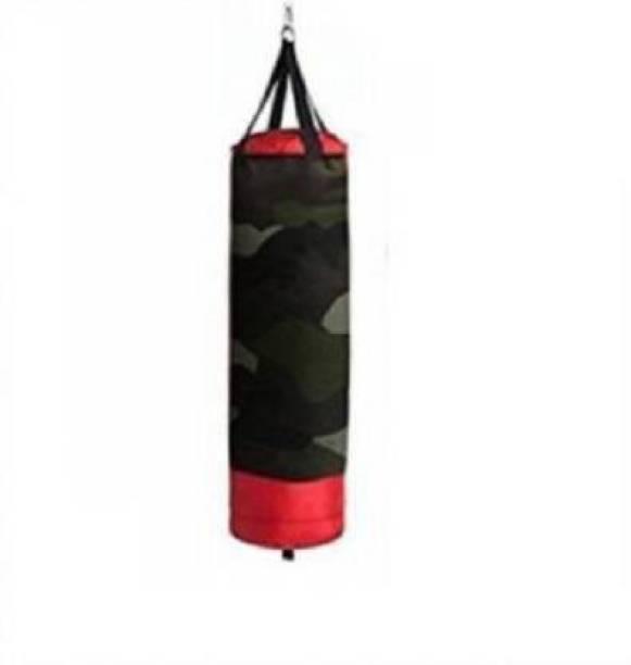 RCND Canvas Punching Bag-Unfilled -03 Hanging Bag (Heavy, 36) Banana Bag