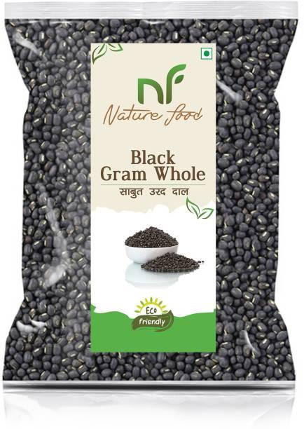 Nature food Black Urad Gota (Whole)