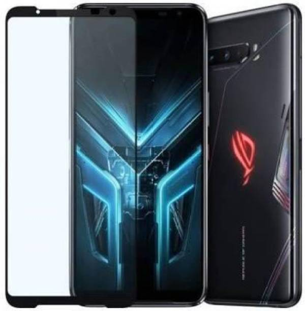 IM Retail Edge To Edge Tempered Glass for Asus Rog Phone 3