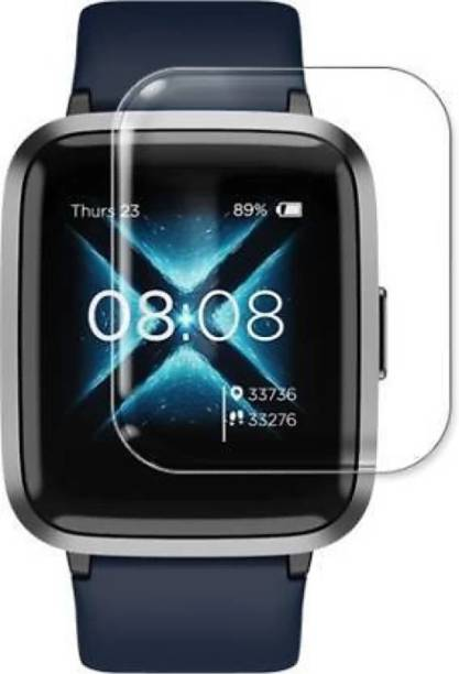 RAJFINCORP Impossible Screen Guard for Boat Strom Smart Watch
