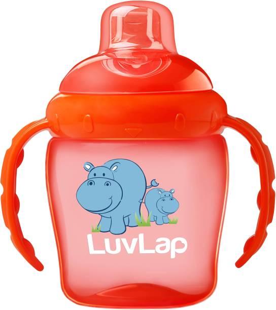 LuvLap Hippo Sipper 225ml