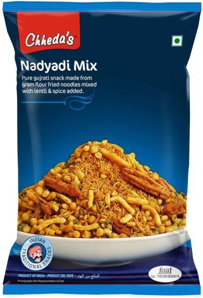 Chheda's Nadyadi Chivda 350g Pack of 1