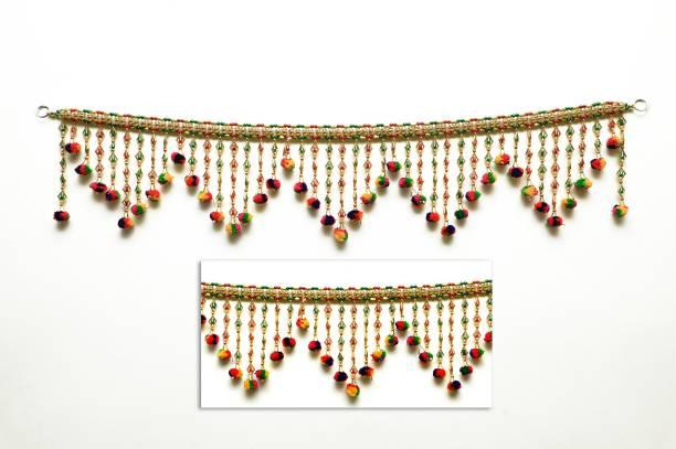 narya traditional Handmade Door Toran for Home Décor- Size 3 feet Toran