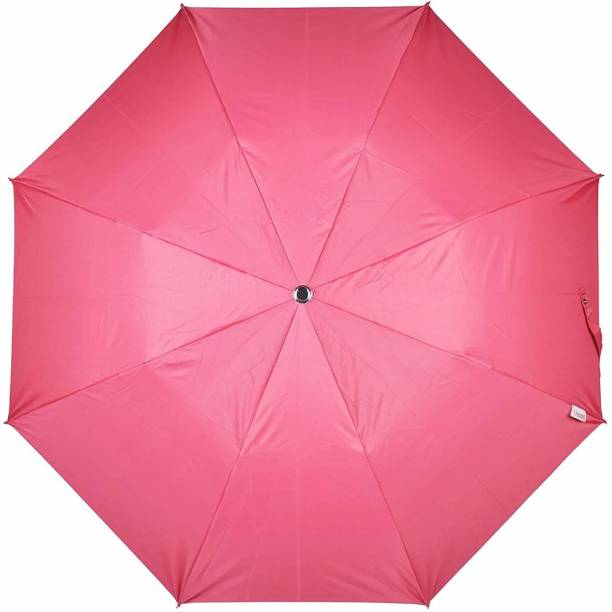 Fendo Yardley 2 Fold Pink Umbrella Umbrella