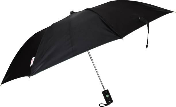 Fendo Jackson 2 Fold Green Metallic Umbrella Umbrella