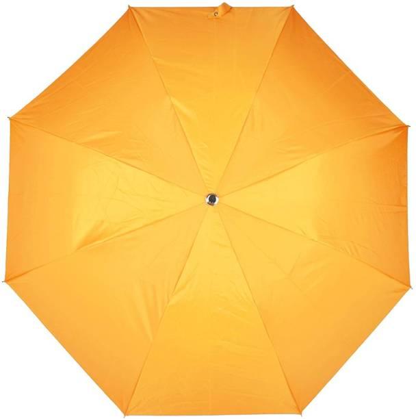 Fendo Yardley 2 Fold Brown Color Umbrella Umbrella