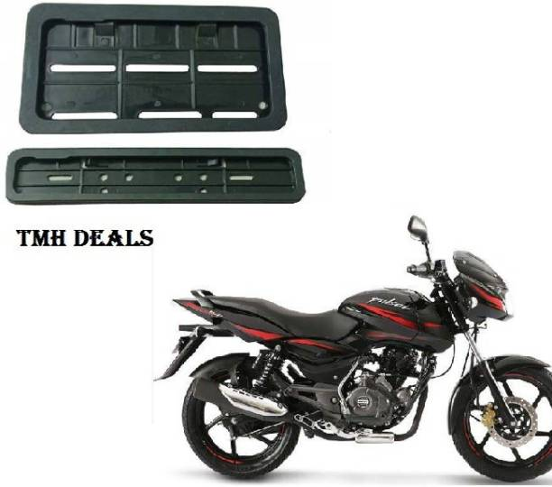 TMH PULSAR 150 HIGH SECURITY NUMBER PLATE COVER Bike Number Plate