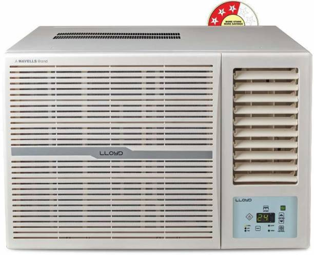 Lloyd 1.5 Ton 3 Star Window AC  - White