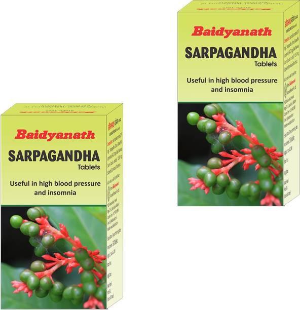 Baidyanath Sarpagandha Dahuf