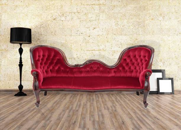 Wood Master Sre Solid Wood Diwan 3 seater diwan diwan sofa wooden sofa diwan set sheesham wood diwanfor Home Living Room and Office Decor Furniture cushion diwan sofa wooden diwan single diwan sofa furniture (Finish Color -Brown, Pre-assembled) Solid Wood Diwan