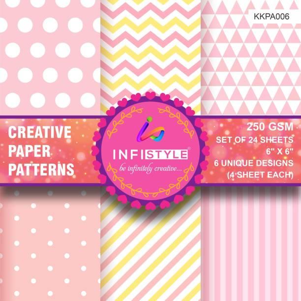 INFISTYLE KKPA006_PAPERPATTERN NA CARDSTOCK Gift Wrapper