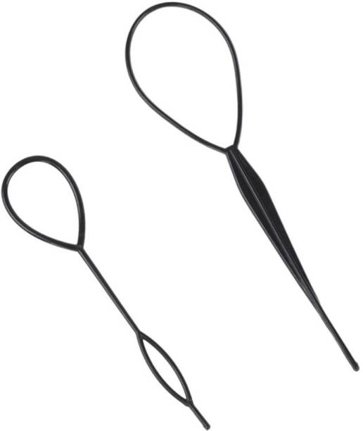 One Personal Care Attractive French Braid & Pony Fashioner Tool Hair Accessory Set