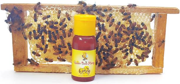 Queen Bees Honey   100% Pure India's No.1 Brand   Original   Organic   Natural Honey  