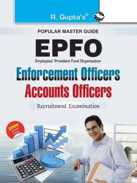 Epfo - Enforcement Officers & Accounts Officers Recruitment Exam Guide