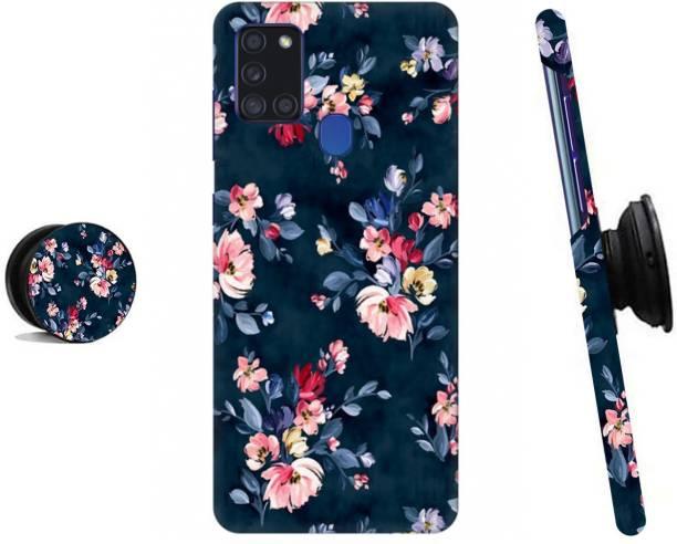 COBIERTAS Back Cover for Samsung Galaxy A21s
