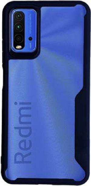 SANA CASE Back Replacement Cover for Mi Redmi 9 Power