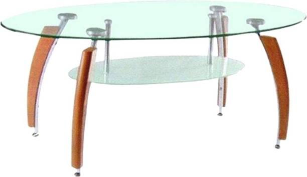 Nilkamal Drew Glass Coffee Table