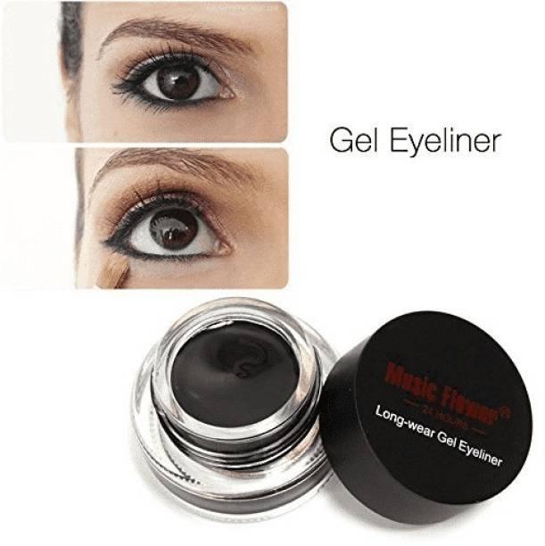Lenon Beauty Waterproof long lasting gel eyeliner Black and Brown 5 g