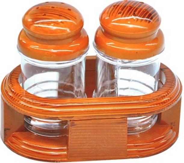 Sukhson India RASOI Salt N Pepper Dispenser 1 Piece Salt & Pepper Set