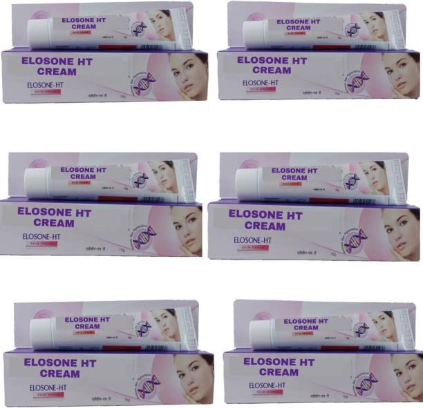 ELOSON HT HT CREAM 6 PCS PACK ORIGINAL Cream