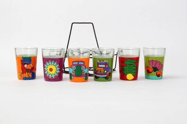 A Krazy Mug (Pack of 6) TG HC Glass Set