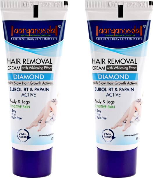 Aryanveda Herbals Diamond Hair Removal Cream Cream