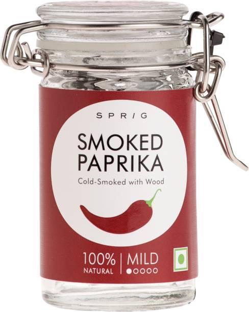 Sprig Smoked Paprika