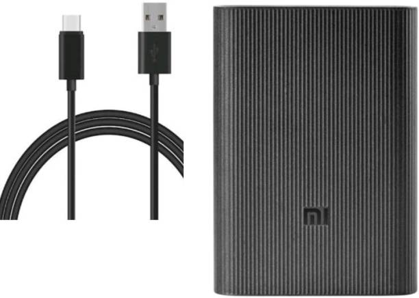 Mi Power Bank Accessory Combo for ALL TYPE MOBILE PHONES