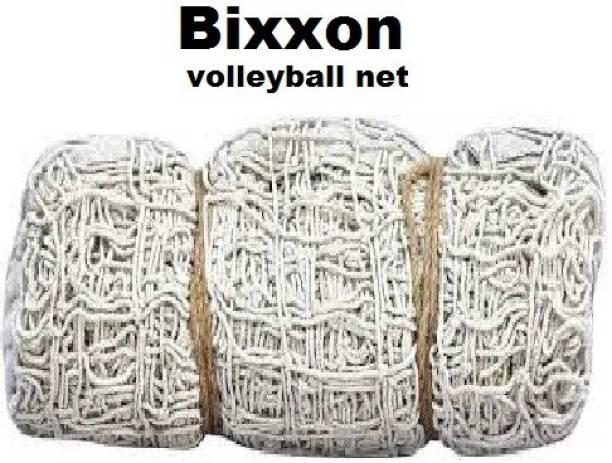 Bixxon Top Star Volleyball Net Cotton Quality Pack of 1 Volleyball Net
