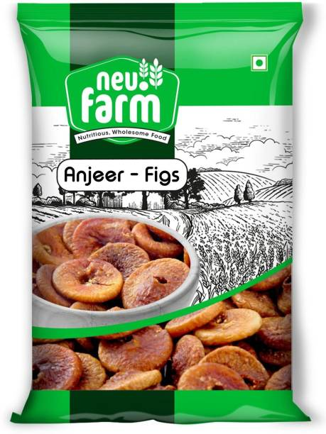 Neu.Farm Premium Dried Figs - Anjeer - Pack of 1 Dried Anjeer/Figs Figs