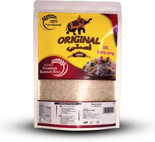 Original 1800 (Label) Classic Premium Basmati Rice Basmati Rice (Long Grain, Raw)