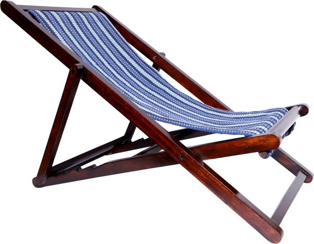 Artesia Sheesham Wood with Walnut Brown Color Relaxing Chair/Comfort Folding Chair for Bed Room/Living Room as Well as Garden Solid Wood 1 Seater Rocking Chairs